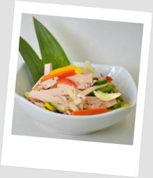 "Fleischkäse - Salat ""Hausmacherart"""